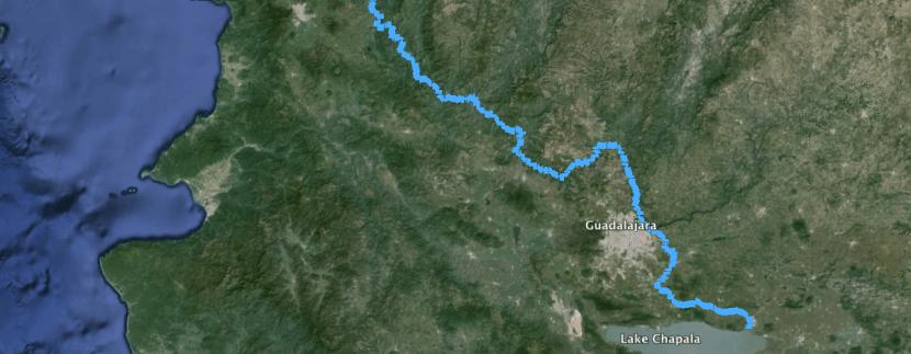 Rio Grande de Santiago
