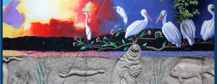 Ajijic: Town of Murals