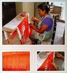 Rebozo shawl