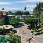 Ajijic Mexico town center