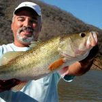 Bass Fishing Boating Huichol Villages at Aguamilpa Lake