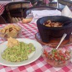 Ajijic Letter I1 Fiestas Food