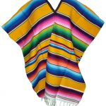 Textiles of Mexico poncho