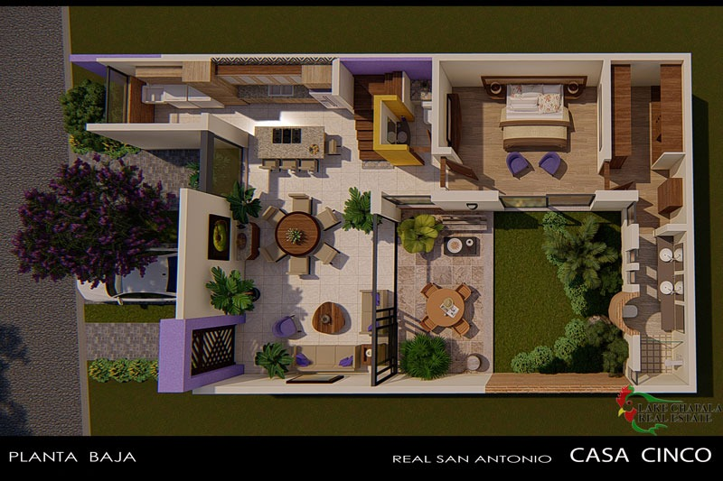 CONDOMINIO REAL SAN ANTONIO CASA 5