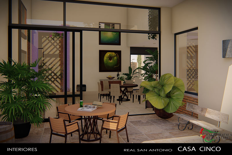 Condominio Real San Antonio Casa 5 - Home for Sale - San Antonio Tlayacapan