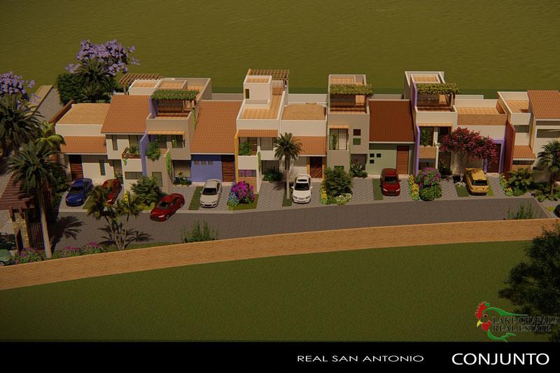 Condominio Real San Antonio Casa 6 - Home for Sale - San Antonio Tlayacapan