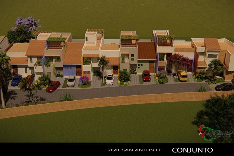 Condominio Real San Antonio Casa 3 - Home for Sale - San Antonio Tlayacapan