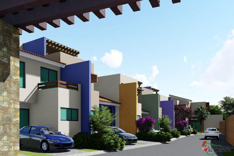 Condominio Real San Antonio Casa 4 - Home For Sale - San Antonio Tlayacapan